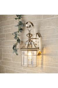 Уличный настеный светильник Elektrostandard 1031 Savoie D медь 4690389099151