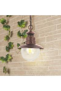 Уличный подвесной cветильник Elektrostandard Talli H GL 3002H брауни 4690389106583