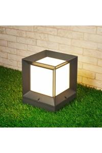 Уличный светильник Elektrostandard 1604 Techno Marko S серый 4690389107788