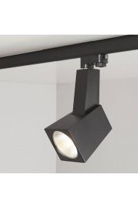 Трековый светодиодный светильник Elektrostandard Perfect черный 38W 3300K 4690389111464