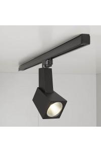 Трековый светодиодный светильник Elektrostandard Perfect черный 38W 4200K 4690389111471