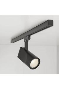 Трековый светодиодный светильник Elektrostandard Vista черный 32W 3300K 4690389111501