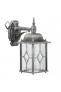 Уличный настенный светильник De Markt Бургос 813020201