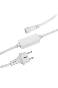 Шнур питания Ardecoled ARD-Pro-Std-1.5M White 025887