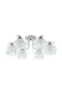 Потолочный светильник Freya Nikki FR5052-CL-06-W