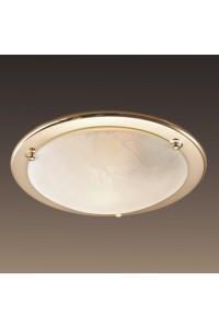 Настенно-потолочный светильник SONEX ALABASTRO 121