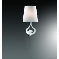 Настенный светильник с выключателем ODEON LIGHT TIARA 2184/1W