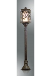 Уличный светильник, высота 15Светильник см ODEON LIGHT LAGRA 2287/1A