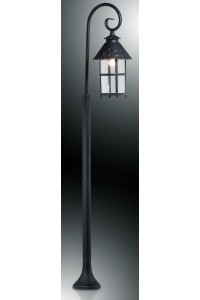 Уличный светильник, высота 15Светильник см ODEON LIGHT LUMI 2314/1F