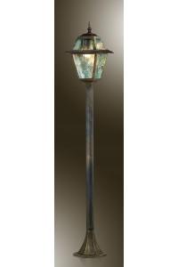 Уличный светильник, высота 15Светильник см ODEON LIGHT OUTER 2318/1F
