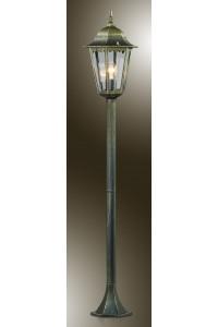 Уличный светильник, высота 15Светильник см ODEON LIGHT LANO 2322/1F