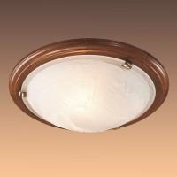 Настенно-потолочный светильник SONEX LUFE WOOD 236