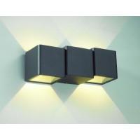 Ландшафтный светодиодный настенный светильник NOVOTECH KAIMAS 357401