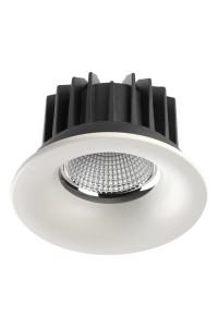 Встраиваемый светодиодный светильник NOVOTECH  DRUM 357602