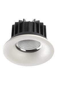 Встраиваемый светодиодный светильник NOVOTECH  DRUM 357604