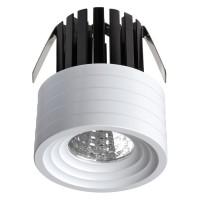 Встраиваемый светильник NOVOTECH  DOT 357699