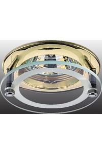 Декоративный встраиваемый неповоротный светильник NOVOTECH ROUND 369108
