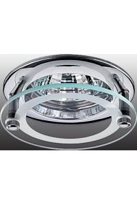 Декоративный встраиваемый неповоротный светильник NOVOTECH ROUND 369109