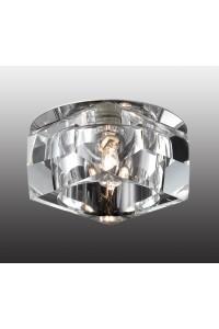 Декоративный встраиваемый неповоротный светильник NOVOTECH VETRO 369299