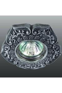 Декоративный встраиваемый светильник NOVOTECH PATTERN 370083