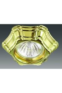 Стандартный встраиваемый неповоротный светильник NOVOTECH FORZA 370251