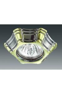 Стандартный встраиваемый неповоротный светильник NOVOTECH FORZA 370252
