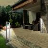 Ландшафтный светодиодный светильник NOVOTECH  ROCA 357676