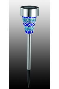 Светильник садовый на солнечных батареях с выключателем NOVOTECH SOLAR 357212