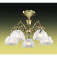 Люстра потолочная ODEON LIGHT CASTI 2542/5C