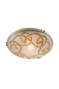 Настенно-потолочный светильник SONEX BRENA GOLD 212