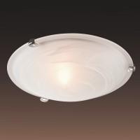 Настенно-потолочный светильник SONEX DUNA 353 хром