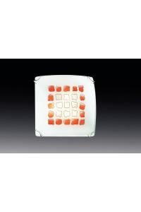 Подвесной светильник Ideallux ZENO SP1 SMALL TRASPARENTE 003108