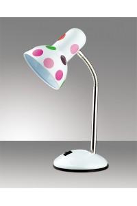 Настольная лампа с выключателем ODEON LIGHT FLIP 2591/1T