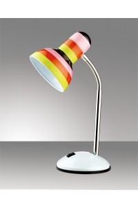 Настольная лампа с выключателем ODEON LIGHT FLIP 2593/1T