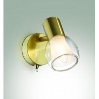 Подсветка с выключателем ODEON LIGHT MOSS 2176/1W