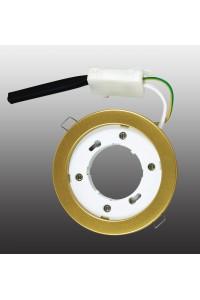 Ультратонкий встраиваемый светильник на базе источника света с цоколем GX53 NOVOTECH TABLET 369887