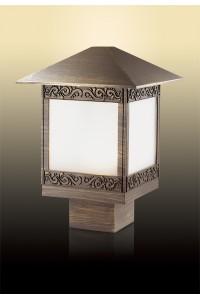 Уличный светильник на столб ODEON LIGHT NOVARA 2644/1B