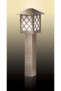 Уличный светильник на столбе, высота 8Светильник см ODEON LIGHT ANGER 2649/1A