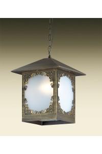 Уличный светильник-подвес ODEON LIGHT VISMA 2747/1