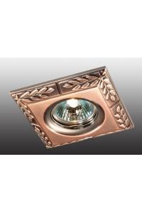 Встраиваемый неповоротный светильник NOVOTECH BRANCH 369662