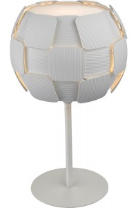 Настольная лампа декоративная Divinare BEATA 1317/01 TL-1