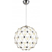 Подвесной светильник Divinare CRISTALLINO 1610/02 SP-60