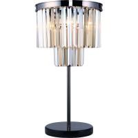 Настольная лампа декоративная Divinare NOVA COGNAC 3002/06 TL-3